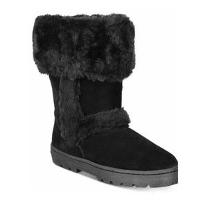 NEW Women Witty Cold Weather Black Boots